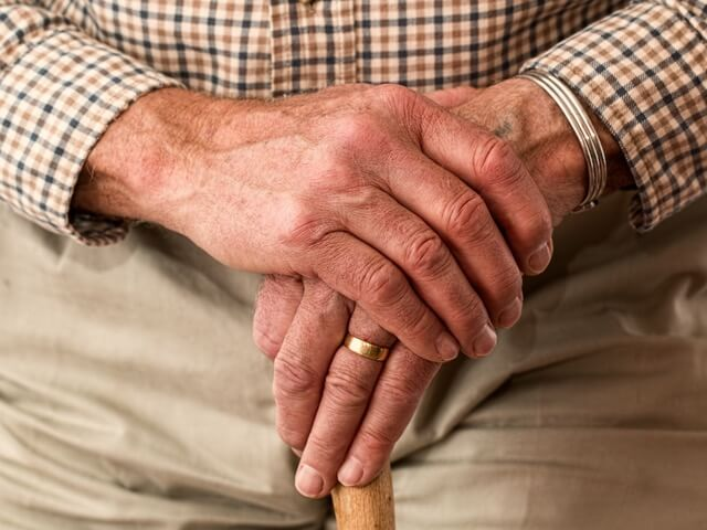how to care for an aging parent financially